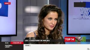 Malika Ménard dans le Grand Tour - 29/03/14 - 15