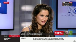 Malika Ménard dans le Grand Tour - 29/03/14 - 16