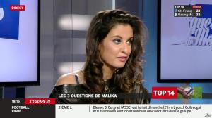 Malika Ménard dans le Grand Tour - 29/03/14 - 17