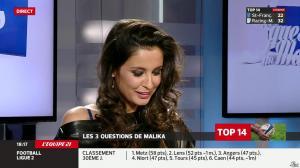 Malika Ménard dans le Grand Tour - 29/03/14 - 18
