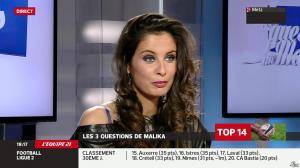 Malika Ménard dans le Grand Tour - 29/03/14 - 19