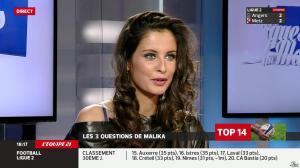 Malika Ménard dans le Grand Tour - 29/03/14 - 20