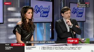 Malika Ménard dans le Grand Tour - 29/03/14 - 25