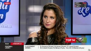 Malika Ménard dans le Grand Tour - 29/03/14 - 29