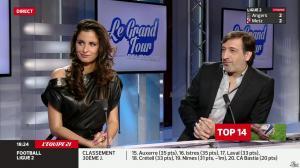 Malika Ménard dans le Grand Tour - 29/03/14 - 30