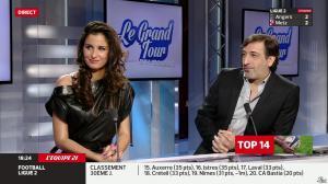 Malika Ménard dans le Grand Tour - 29/03/14 - 31