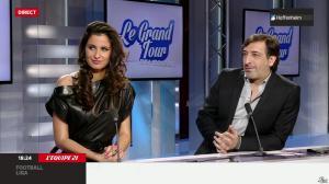 Malika Ménard dans le Grand Tour - 29/03/14 - 32
