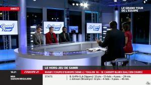 Malika Ménard dans le Grand Tour de l Equipe - 11/01/14 - 16