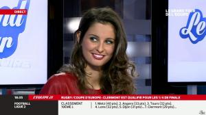 Malika Ménard dans le Grand Tour de l Equipe - 11/01/14 - 18