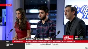 Malika Ménard dans le Grand Tour de l'Equipe - 11/01/14 - 38