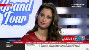 Malika Ménard dans le Grand Tour de l Equipe - 11/01/14 - 39