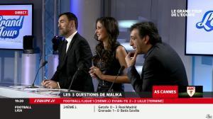 Malika Ménard dans le Grand Tour de l'Equipe - 16/02/14 - 18