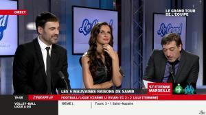 Malika Ménard dans le Grand Tour de l'Equipe - 16/02/14 - 40