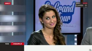 Malika Ménard dans le Grand Tour de l'Equipe - 19/04/14 - 16