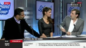 Malika Ménard dans le Grand Tour de l'Equipe - 19/04/14 - 34