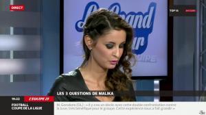 Malika Ménard dans le Grand Tour de l'Equipe - 19/04/14 - 41