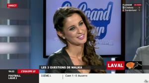 Malika Ménard dans le Grand Tour de l Equipe - 19/04/14 - 42
