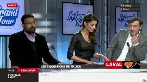 Malika Ménard dans le Grand Tour de l'Equipe - 19/04/14 - 43