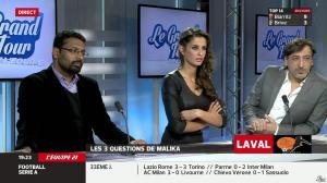 Malika Ménard dans le Grand Tour de l'Equipe - 19/04/14 - 44