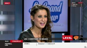 Malika Ménard dans le Grand Tour de l'Equipe - 19/04/14 - 47