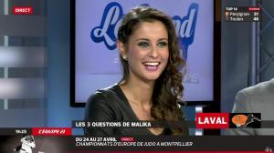 Malika Ménard dans le Grand Tour de l Equipe - 19/04/14 - 50