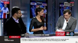 Malika Ménard dans le Grand Tour de l'Equipe - 19/04/14 - 84