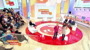 Malika Ménard dans Toute une Histoire - 24/04/14 - 01