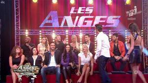Nabilla Benattia et Amélie dans les Anges de la Télé Realite 5 - 02/07/13 - 01