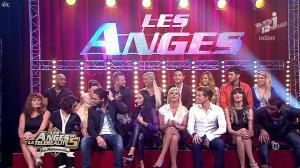 Nabilla Benattia et Amélie dans les Anges de la Télé Realite 5 - 02/07/13 - 02