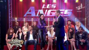 Nabilla Benattia et Amélie dans les Anges de la télé Realite 5 - 02/07/13 - 05