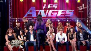 Nabilla Benattia et Amélie dans les Anges de la télé Realite 5 - 02/07/13 - 33