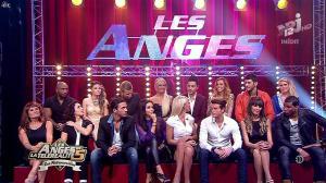Nabilla Benattia et Amélie dans les Anges de la télé Realite 5 - 02/07/13 - 35