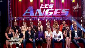 Nabilla Benattia et Amélie dans les Anges de la Télé Realite 5 - 02/07/13 - 75