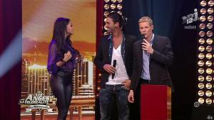 Nabilla Benattia dans les Anges de la télé Realite 5 - 02/07/13 - 17