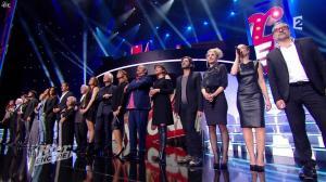 Natasha St Pier et Chimène Badi dans Hier Encore - 01/02/14 - 02
