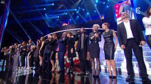 Natasha St Pier et Chimène Badi dans Hier Encore - 01/02/14 - 04