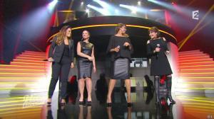 Natasha St Pier et Chimène Badi dans Hier Encore - 01/02/14 - 26
