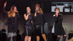 Natasha St Pier et Chimène Badi dans Hier Encore - 01/02/14 - 27