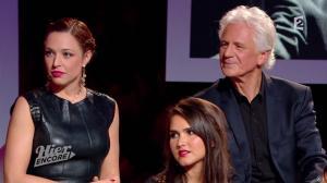 Natasha St Pier et Joyce Jonathan dans Hier Encore - 01/02/14 - 19