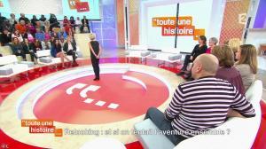Sophie Davant et Laetitia Mendes dans Toute une Histoire - 26/02/14 - 03