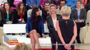 Sophie Davant et Laetitia Mendes dans Toute une Histoire - 26/02/14 - 04
