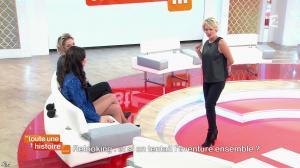 Sophie Davant et Laetitia Mendes dans Toute une Histoire - 26/02/14 - 07