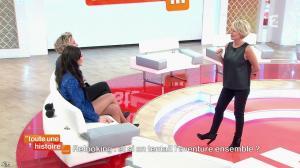 Sophie Davant et Laetitia Mendes dans Toute une Histoire - 26/02/14 - 08