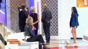 Sophie Davant et Laetitia Mendes dans Toute une Histoire - 26/02/14 - 35