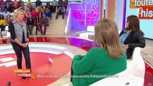 Sophie Davant dans Toute une Histoire - 09/04/14 - 02