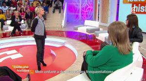 Sophie Davant dans Toute une Histoire - 09/04/14 - 03