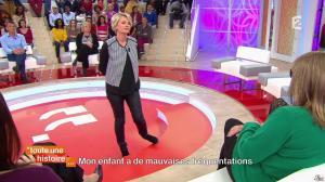 Sophie Davant dans Toute une Histoire - 09/04/14 - 04