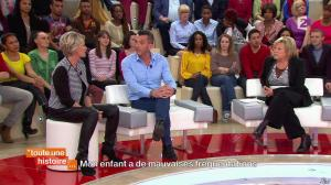 Sophie Davant dans Toute une Histoire - 09/04/14 - 05