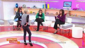 Sophie Davant dans Toute une Histoire - 09/04/14 - 06