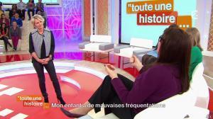 Sophie Davant dans Toute une Histoire - 09/04/14 - 07